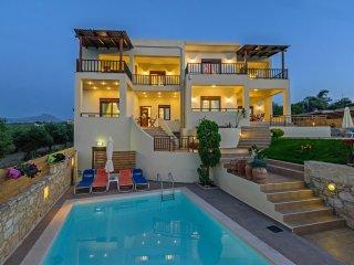 Villa Roussa 2. Live the Cretan nature!