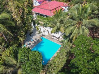 Exclusive Luxury Private Villa near Palolem beach, Patnem