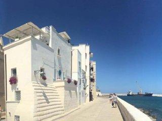 Palazzetto sul mare nel centro storico