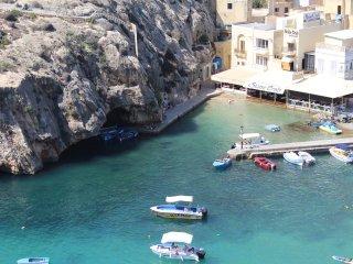 Gozo Bellevue Homes - Bizzilla seaview apartment, Xlendi