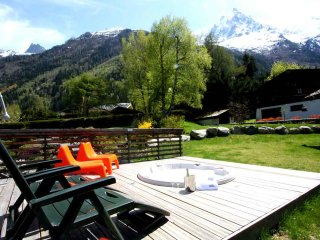 Chalet Union 5 bedroom chalet in Chamonix