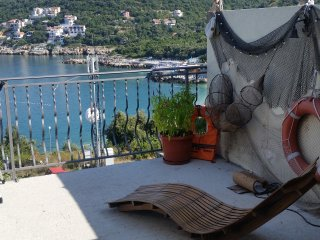 Carpe Diem Holiday apartment with thebest sea view, Utjeha