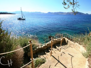 Exclusive House with private beach, Port d'Alcudia