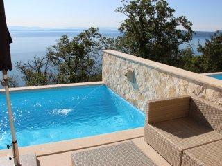 Villa Sabine/Ferienwohnung Losinj bei Opatija
