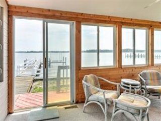 Enjoy Sunsets in Beautiful Bayfront Home