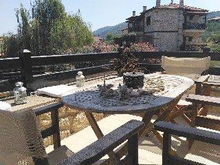 Alkioni stone house, Vourvourou