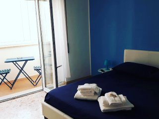 B&B Elle - Camera azzurra