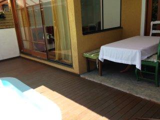 casa com piscina no centrinho da Lagoa da Conceiçã, Lagoa da Conceicao