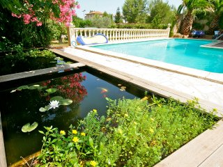 MAISON ALARIC - Large Country House in centre of Perfect Pezenas