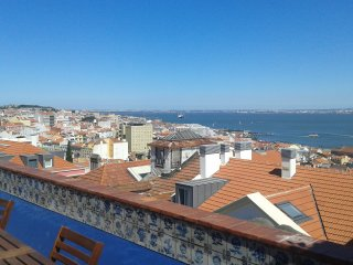 MAGIC VIEW  IN  LISBON