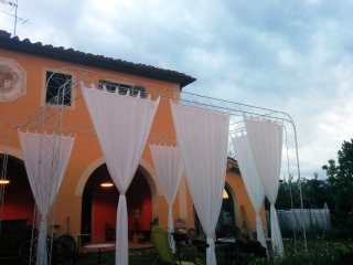 B&B Artist's house SunMars Chianti  Camera ovest