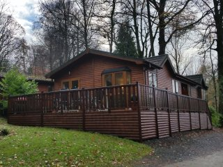 Luxury Lodge at Whitecross Bay, Lake Windermere