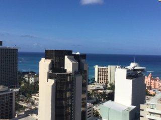 Spectacular view Kuhio Apartment Waikiki, Honolulu