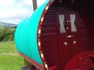 Willow Gypsy Bowtop B&B, Rhayader