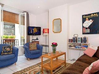 Eiffel Tower 1 Bedroom Hideaway in Paris, París