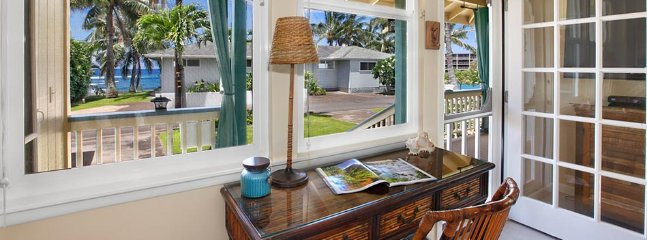 Turtle Cove Cottage, Koloa