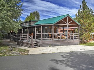 NEW! Cozy 1BR Breckenridge Cabin w/Community Pool!