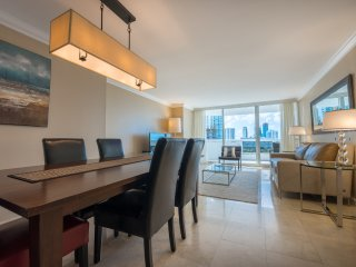 The Grand 1437 | 1bed/1.5bath | Free Valet Parking, Miami