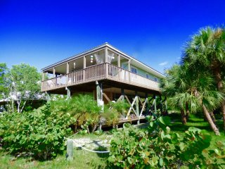 Pelican Place on Little Gasparilla Island, Placida