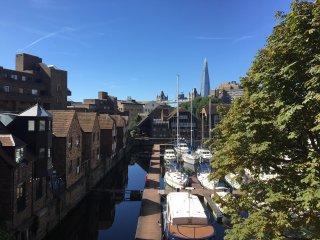 Saint Kat Docks - Dock View - 1 Bed Flat - 3rd Fl., Londres