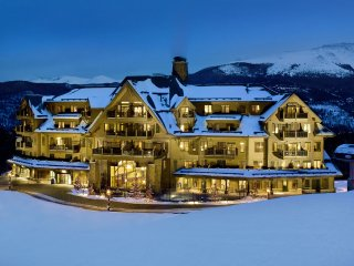 Crystal Peak Lodge 7110 - Ski-In/Ski-Out, Breckenridge