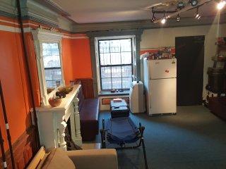 Beautiful Large Studio Apartment, New York