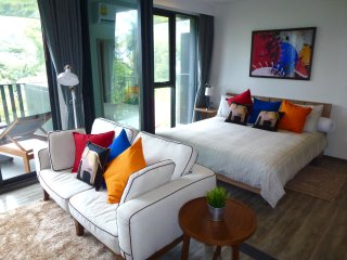Luxury Condo in Patong with 2 Pools, Views & Gym