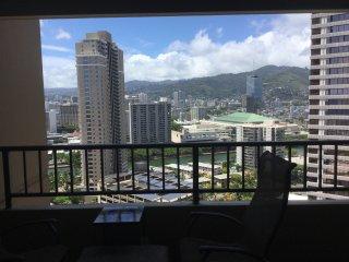 Waikiki Ala Moana Luxury 1 bedroom