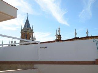 Apartamentos Turísticos Pureza 88 en Triana, Ap.8, Seville