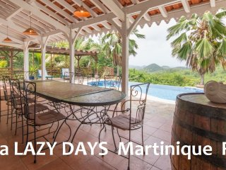 VILLA LAZY DAYS, Le Marin