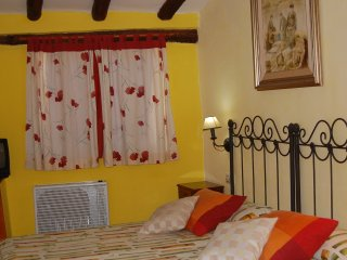 Accommodation Ca Calbet in Margalef - Dormitorio 3