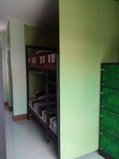 A/C dorm room