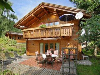 "Luxus Chalet ""Villa Rosa"" im Gartenhotel Rosenhof bei Kitzbuhel"