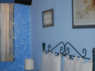 Accommodation Ca Calbet in Margalef - Dormitorio 2