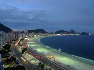 C106 - RIO DE JANEIRO - COPACABANA BEACH, Rio de Janeiro