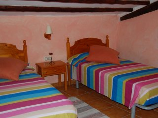 Accommodation Ca Calbet - Margalef - Room 5 (3pax)