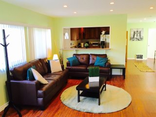 Furnished 3-Bedroom Home at Nebraska Ave & Centinela Ave Santa Monica