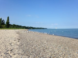 Relaxing Beach Escape, Ashtabula