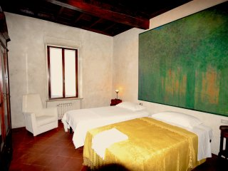 Casa del pittore B&B - Camera verde