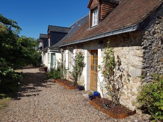 Beautiful Country Cottage in the Loire Valley, Mouliherne