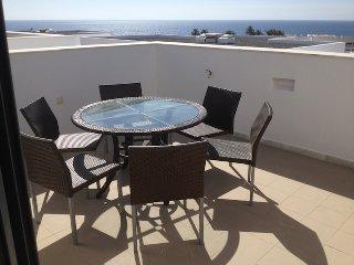 Alquiler apartamento las Negras con vistas al mar