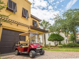 Tuscan Paradise - Luxury redefined - Private Home New on market - Sleeps 10 - Golf Cart. ~ RA90033, Miramar Beach