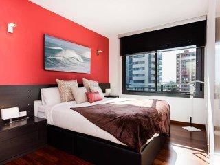 Modern Luxury 2 Bedroom Apartment, L'Hospitalet de Llobregat