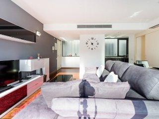 Modern Luxury 2 Bedroom Apartment