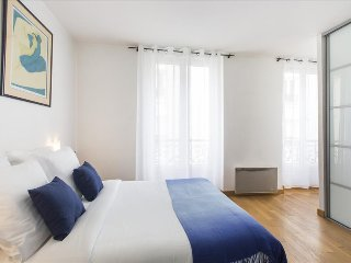 Large & Bright 1bed flat in the 11th - Voltaire, serviced by Hostmaker, Paris
