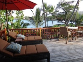 Evans Estate Surf Cottage Combo - Oceanfront, Private Ocean Access  - ID