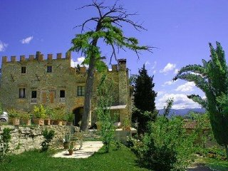 5 bedroom Apartment in San Polo In Chianti, Tuscany, Italy : ref 2372880, San Polo in Chianti