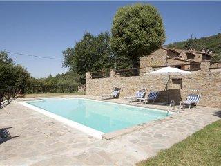 4 bedroom Villa in Cortona, Tuscany, Italy : ref 2372950