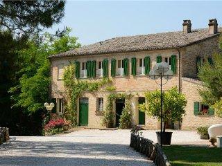 9 bedroom Villa in Montemaggiore Al Metauro, Marche, Montemaggiore al Metauro, Italy : ref 2374368