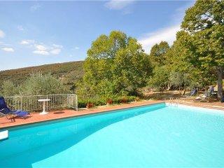 5 bedroom Apartment in Cortona, Tuscany, CORTONA, Italy : ref 2373076
